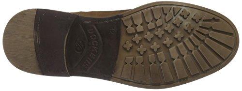 Dockers by Gerli 39FI003-182440 - Botas de caña baja para hombre Marrón (Tan 440)