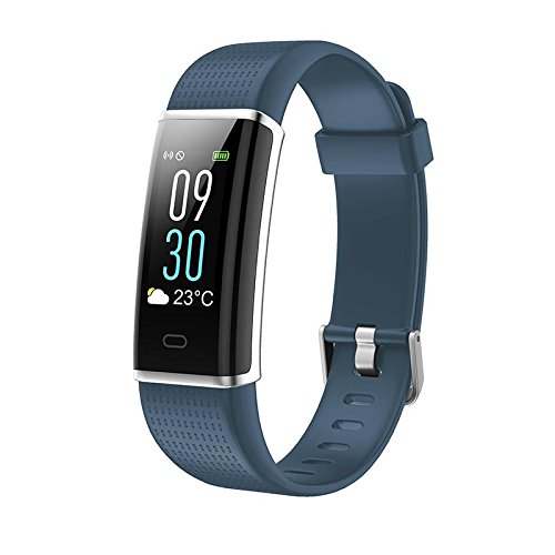 DyNamic ID130 Plus 0.96 Inch OLED Farbe Screen Heart Rate Monitor Multi-Sports Modes Smart Armband