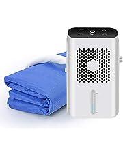 APENCHREN Airconditioning Koelende Matras/Koeler Pad, Airconditioning Ventilator, Koelwater Cyclus - voor Zomer Huizen en Kantoren (Eenpersoons/Tweepersoons)