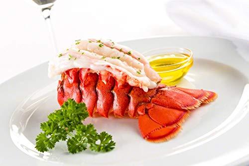 6 Ounce Maine Lobster - Maine Lobster Now - Maine Lobster Tails 5oz - 6oz (4 Tails)