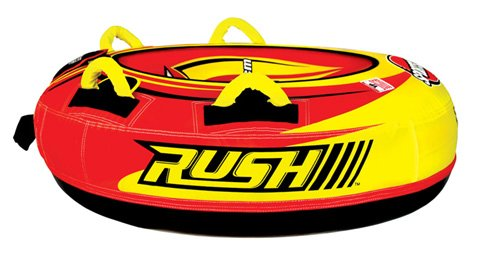 SPORTSSTUFF RUSH SNOW TUBE, Manufacturer: KWIK, Manufacturer Part Number: 30-3541-AD, Stock Photo - Actual parts may vary. by Sportsstuff