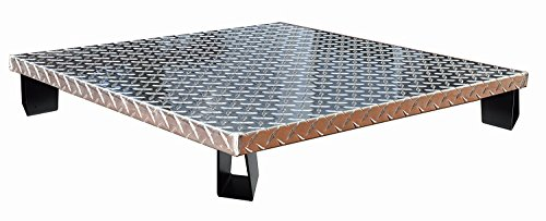 Ceramic Heat Reflector Plate - Northland Online Deck Defender & Grass Guard - Fire Pit Heat Shield - New