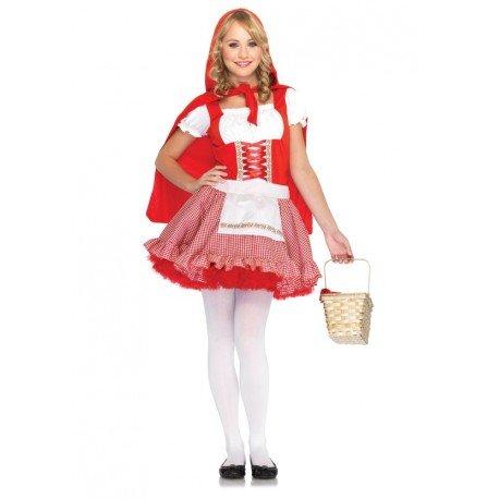 Disfraz Caperucita Roja Disfraces para Adolescentes: Amazon.es: Juguetes y juegos