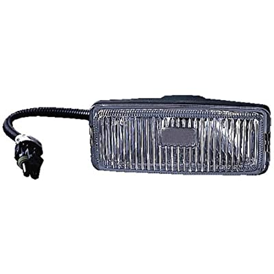 DEPO 315-2011N-AS Replacement Driver Side Fog Light Assembly (This product is an aftermarket product. It is not created or sold by the OE car company): Automotive