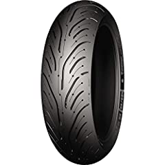Design features a stiffer casing with a patented new technology for motorcycle tires that delivers the stability you need for heavier GT-class bikes while riding solo, two-up or with luggage, and the comfort you desire Stop shorter in the wet...