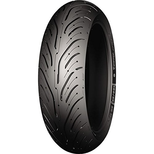 Michelin Pilot Road 4 Touring Radial Tire - 190/50R17 73W