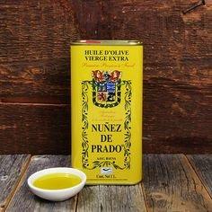 1 Lata de 1 l - Nuñez de Prado - Aceite de oliva virgen extra en