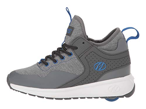 Pictures of Heelys Boys' Piper Tennis Shoe Grey Heathered/ HE100413H 5