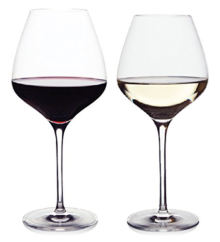 6786a3a9d6f9 The One Wine Glass - Perfectly Designed Shaped Wine Glasses For all Types  of Wine By