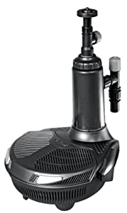 Hozelock 3006 easyclear 6000 pond fountain pump uvc and for Hozelock pond pumps and filters