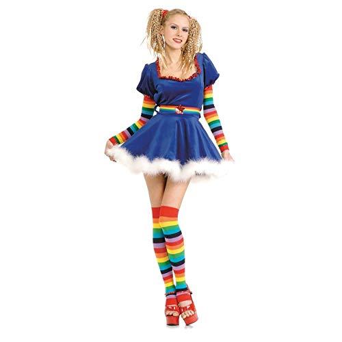 Rubie's Costume Morris Costumes Rainbow Girl Adult Small]()