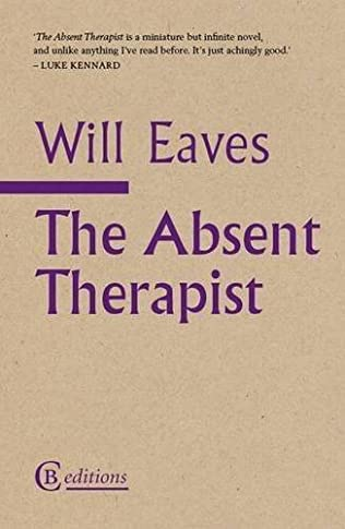 book cover of The Absent Therapist