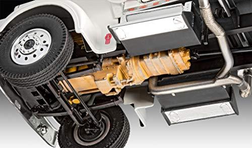 Revell RV07659 1:25 - Kenworth W-900 Plastic Model kit 1/25 5