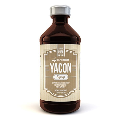 Yacon-Syrup-Pure-Raw-Natural-Sugar-Substitute-Metabolism-Booster-Weight-Loss-Syrup-FAT-BURNER-Low-Calorie-Gluten-Free-Certified-Organic-with-NO-Preservatives-or-Additives-Great-for-Insulin-users