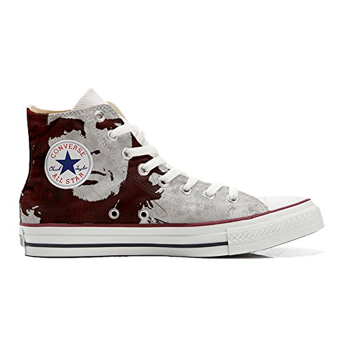 Converse All El Star Customized Personalizadas producto Unisex Che Zapatos qCSUxwfqF