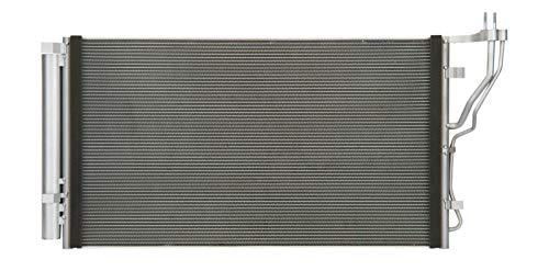 Sunbelt A/C AC Condenser For Hyundai Sonata Kia Optima 3888 Drop in Fitment