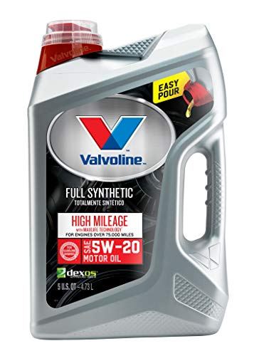 Valvoline 5W 20 Synthetic Mileage Motor