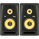KRK Rokit Powered 10-3 Pair Mid-Field 3-Way Powered Studio Monitors - 10 Inch