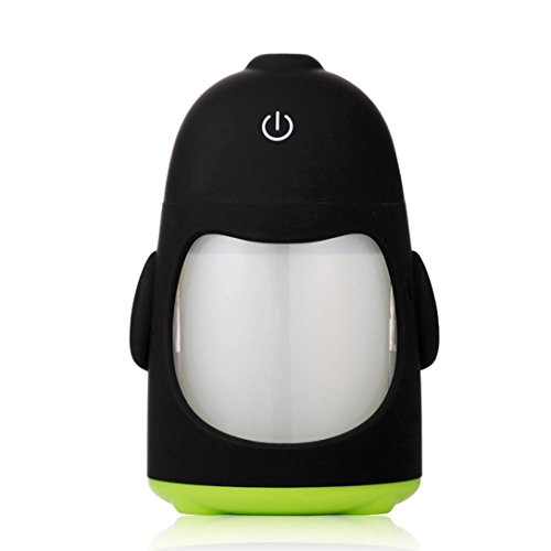 Essential Oil Diffuser Humidifier, AMA(TM) Portable