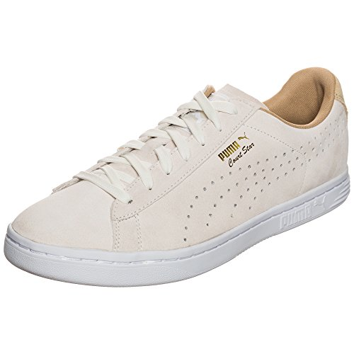 Puma Court Star Suede Zapatillas, beige / blanco, 37.5