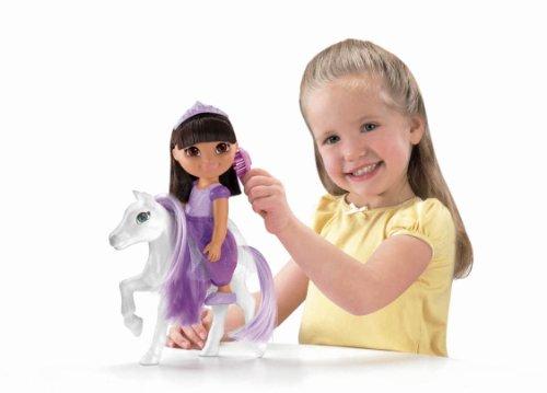 Fisher Price Magical Adventure Dora Horse