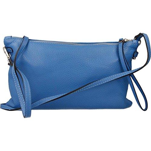 Gli amanti dello shopping e Womens borse a tracolla, color Blu , marca GIANNI CHIARINI, modelo Gli Amanti Dello Shopping E Womens Borse A Tracolla GIANNI CHIARINI BS 3695 17 Blu