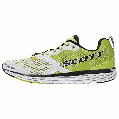 Scott T2 Palani 2.0 White Green Grün