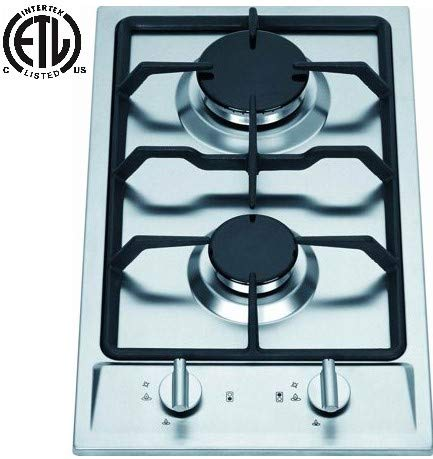 2 Burner Gas Cooktops