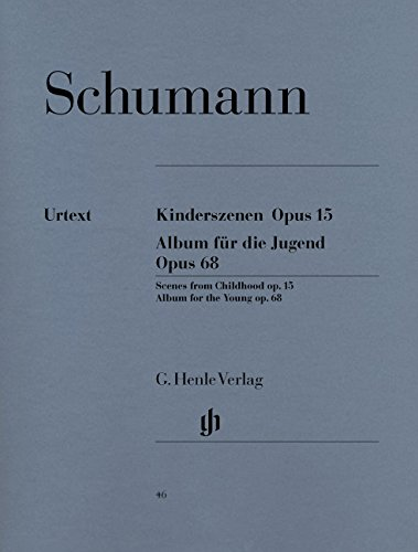 Schumann: Album for the Young, Op. 68 and Scenes from Childhood, Op. 15 PDF