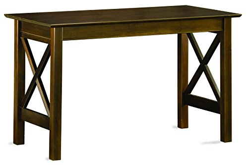 (Atlantic Furniture Lexington Work Table, Antique)