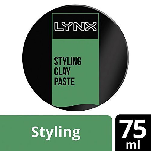 Lynx Casual/Natural Look Styling Clay 75ml by Lynx