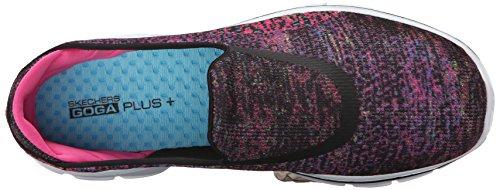 Skechers - Zapatillas de nordic walking para mujer multicolor negro/multicolor