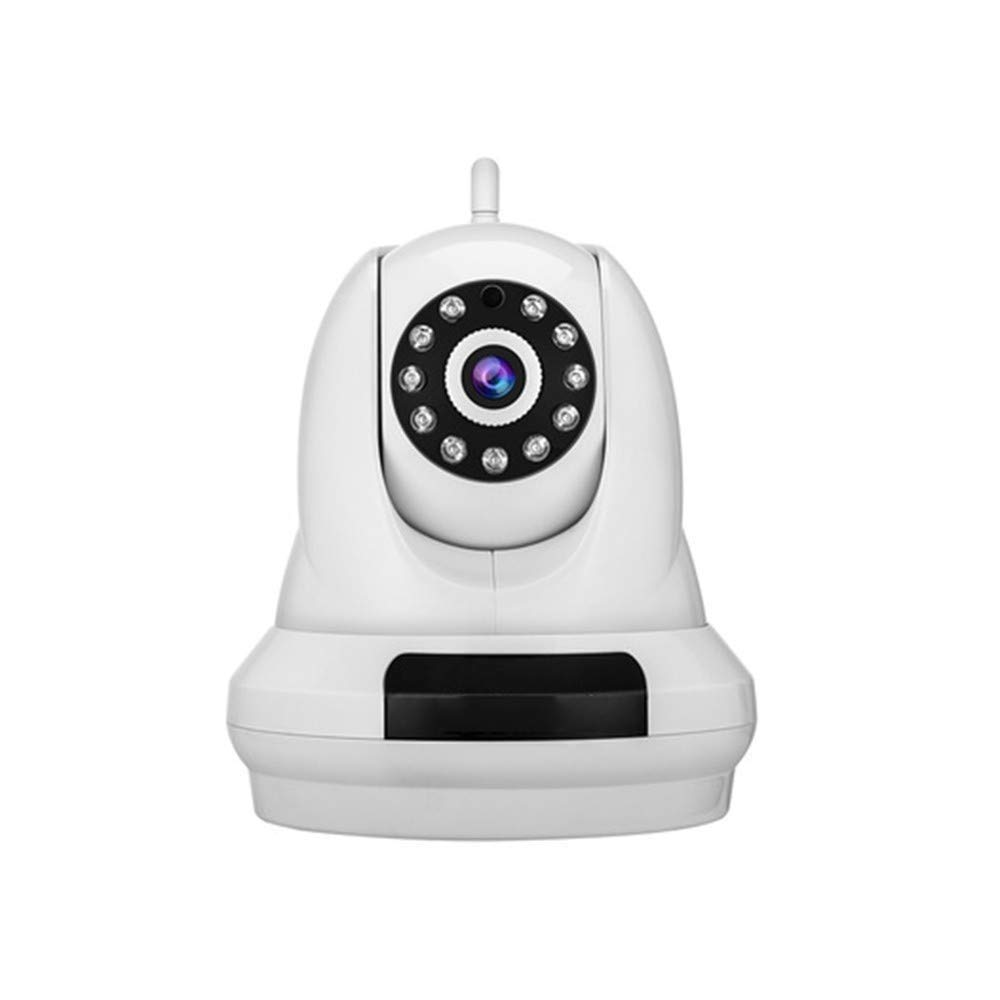 ZDMSEJ Security Camera Indoor Wi-Fi Phone, 1080P Wi-Fi IP Camera with Two-Way Audio, Motion Detection, Night Vision, Baby/pet Monitor, Remote Alarm Support, SD Card Slot by ZDMSEJ