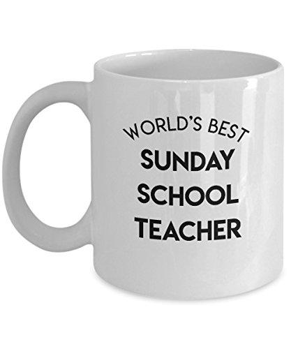 Sunday School Teacher Mug -