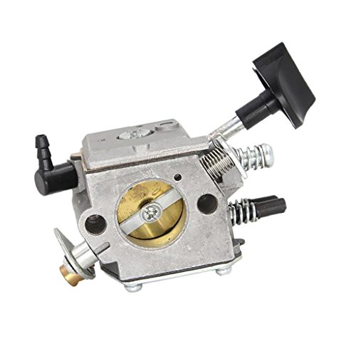 Dovewill 1 Piece Metal Carburetor Part Carb Replacement for Stihl BR320 BR400 SR320 Chainsaw by Dovewill
