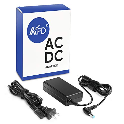 KFD 65W Charger AC Adapter for Acer Aspire E15 V5 V3 R14 R3 R7 M5 S3 E1 ES1 5742 5735 5750 5532 5349 5250 5733 5534 5336 5552 5560 Acer Aspire E 17 E17 E5-721 E5-722 E5-731 E5-771 E5-772 E5-773 E5-774 (5735 Aspire Series)