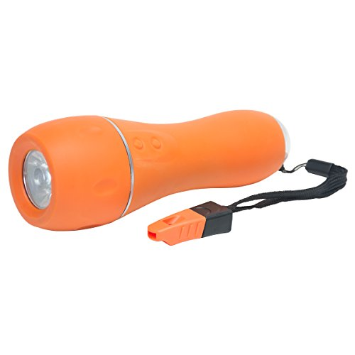 UST See-Me 100 Lumen Double-Sided, Floating Light with Waterproof Construction and Lifetime LED Bulb for Hiking, Camping, Emergency and Outdoor Survival