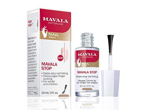 Mavala Stop - Tratamento Para Unhas Roídas 10Ml, Mavala