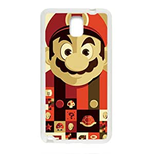 Special Mario Cell Phone Case for Samsung Galaxy Note3