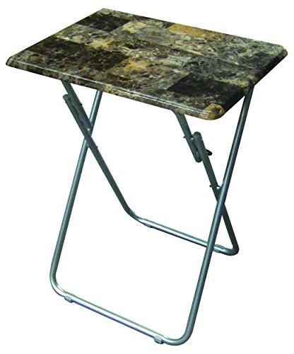 Wee's Beyond 1303 TV Tray Table, Marbleized by Wee's Beyond