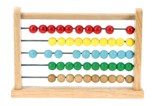 ABGee 818 A277 Wooden Abacus Toy