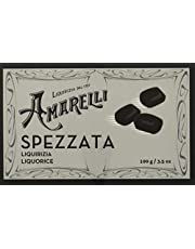 Liquirizia Amarelli Nera Spezzata - 200 gr