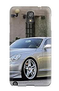 High Grade Chrislmes Flexible Tpu Case For Galaxy Note 3 - Lexus Sc430 17