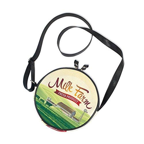 Farm Fresh Messenger Bag - 6