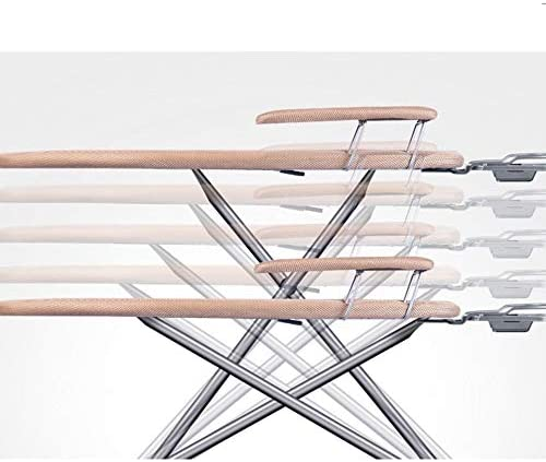 XF Table à Repasser, Table à Repasser Pliante à Usage Domestique, Disponible en Deux Tailles Produits de Repassage (Size : 91X33CM)