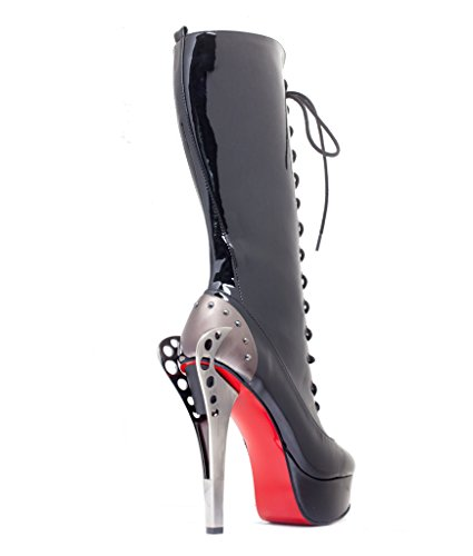 Hades Schoenen, Laarzen Voor Dames & Enkellaars Zwart