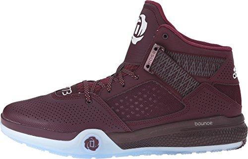 Scarpe Da Basket Adidas Performance D Rose 773 Iv Marrone-bianco