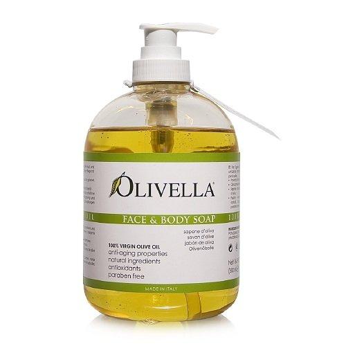 Olivella Liquid Soap Size 16.9z, 6 pack