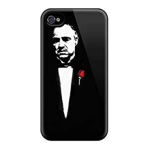 For XIcdVoW5080yGOwO The Godfather Protective Case Cover Skin/iphone 4/4s Case Cover