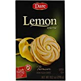 Dare Foods Lemon Creme Filled Cookie, 10.2 Ounce - 12 per case.